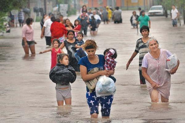 Inundaciones Santiago del Estero