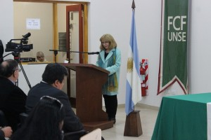 Ana María Acto Mary Carabajal