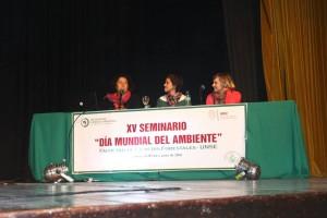 seminario día del ambiente 2016