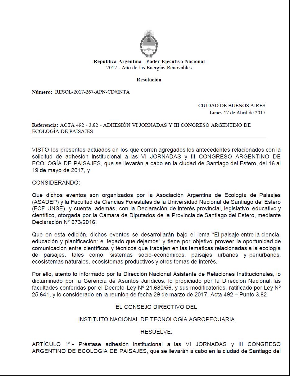 INTA Nación (página 1)