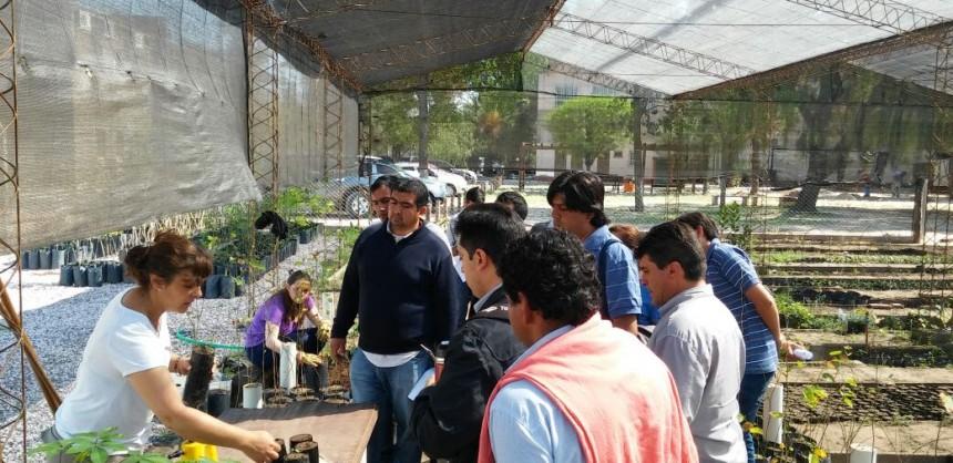 Facultad de ciencias forestales unse la fcf brind for Viveros en maldonado