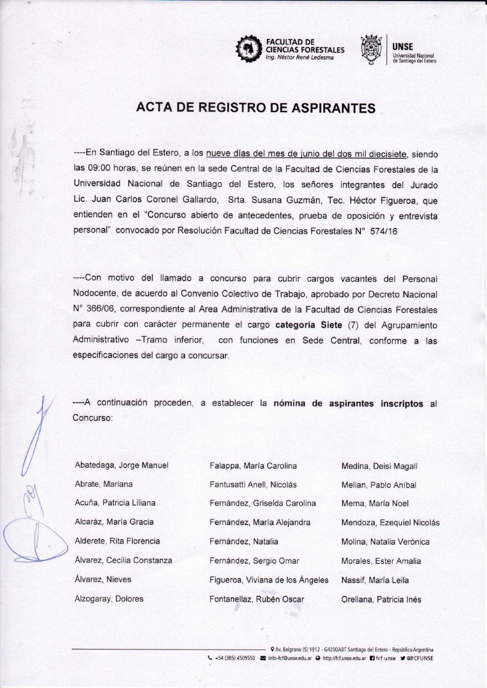Acta Inscriptos Concurso 7 - FCF-1